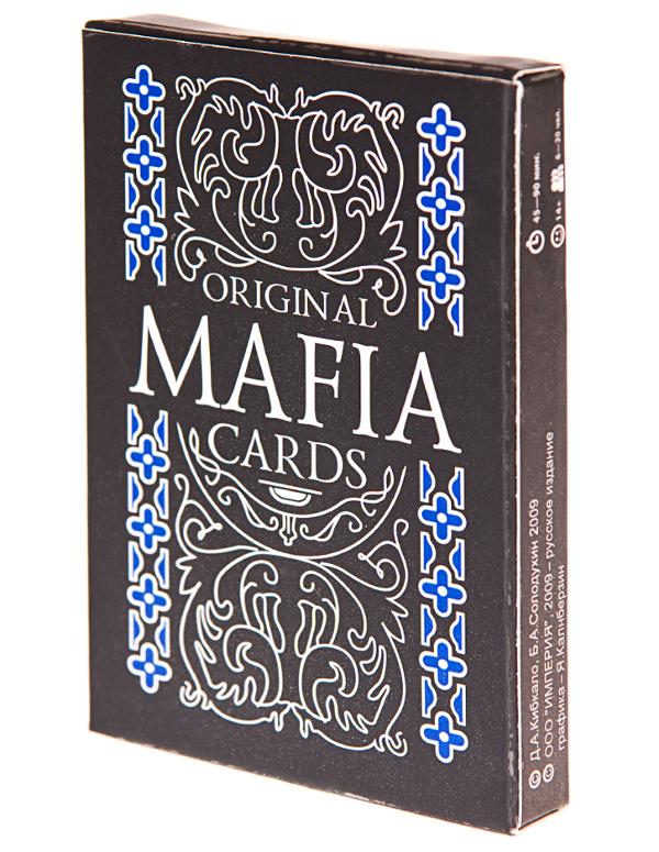 Настольная игра Magellan Мафия<br>