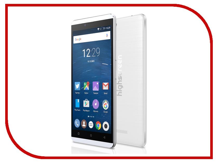 Сотовый телефон Highscreen Bay White<br>