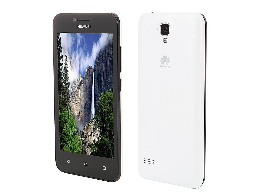 Сотовый телефон Huawei Ascend Y5 Black-White<br>