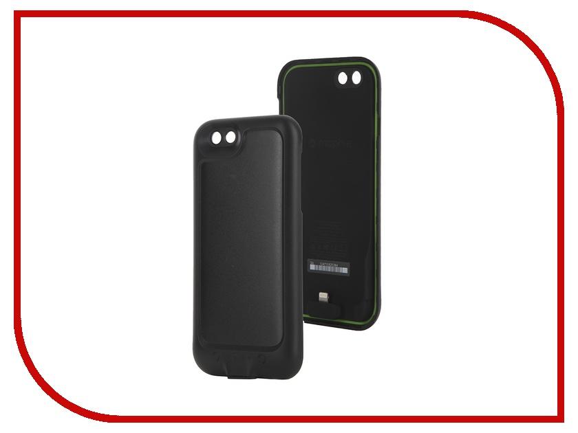 Аксессуар Чехол-аккумулятор Mophie Juice Pack Pro for iPhone 6 Black 2750 mAh 3069-JPPRO-IP6-BLK аксессуар чехол аккумулятор krutoff x4 3800 mah для iphone 6 black 48186