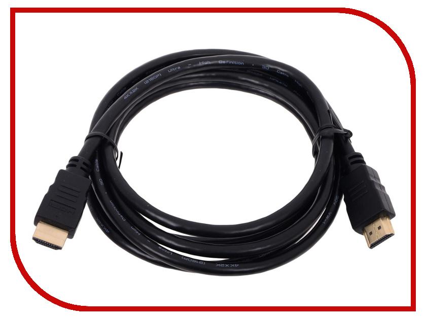 Аксессуар Telecom HDMI 19M ver 2.0 2m TCG200-2M