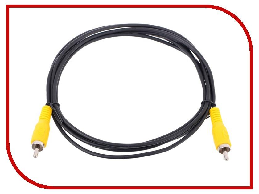 Аксессуар Telecom RCA M - RCA M Black 2m TAV4158-2M