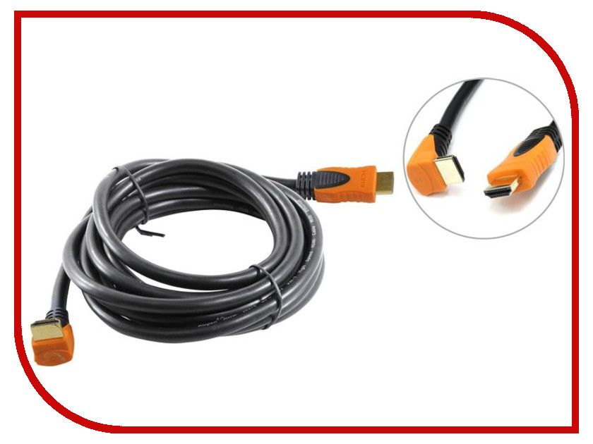 Аксессуар AOpen HDMI 19M 3m ACG503R-3M<br>