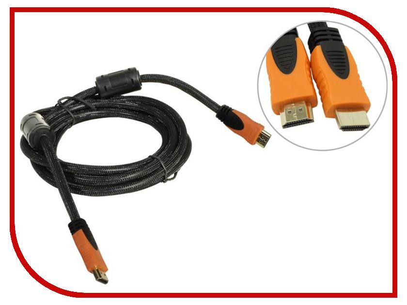 Аксессуар AOpen HDMI 19M 3m ACG532D-3M<br>