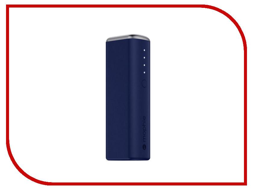 Аккумулятор Mophie Power Reserve 1X 2600mAh Blue 3350-PWR-RESERVE-2.6K-BLU<br>