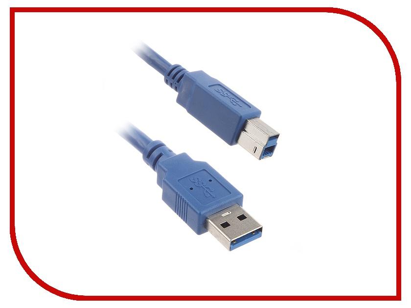 Аксессуар AOpen USB 3.0 AM-BM 3m ACU301-3M<br>