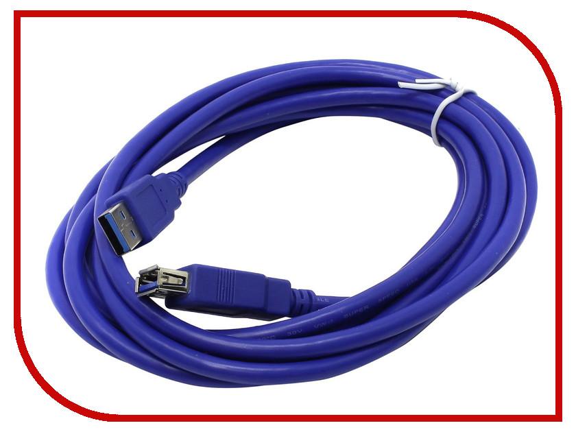 Аксессуар VCOM USB 3.0 AM-AF 3m VUS7065-3M