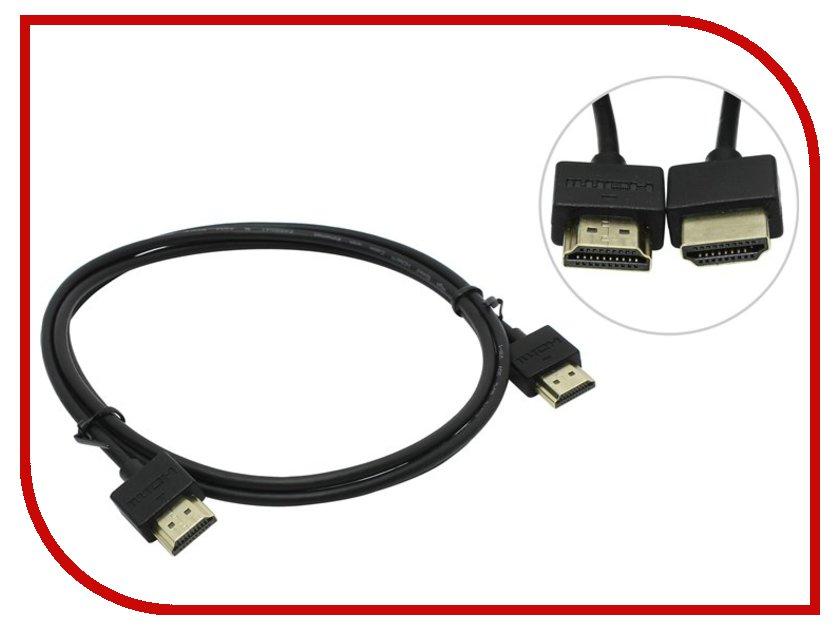 Аксессуар Telecom Ultra Slim HDMI 19M to Micro HDMI 19M 1.5m TU715-1.5m<br>
