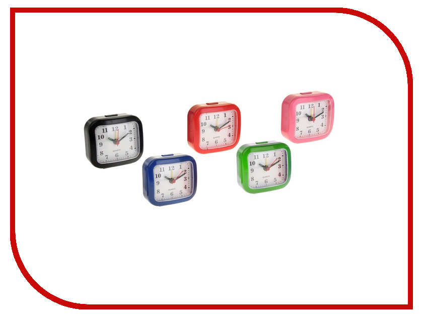 Часы СИМА-ЛЕНД 720725 часы сима ленд супер мини 720783 будильник