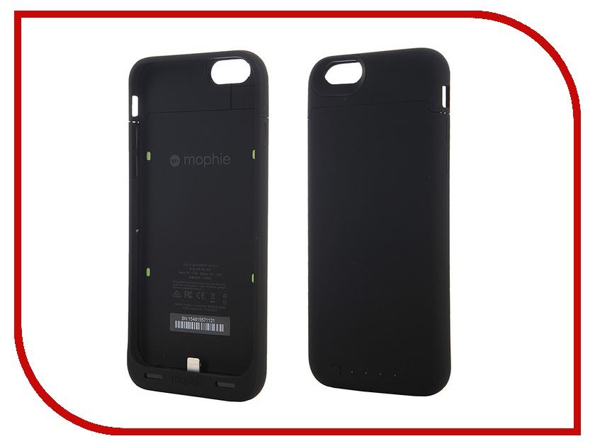 Аксессуар Чехол-аккумулятор Mophie Juice Pack Reserve для Iphone 6 Black 1860 mAh 3353-JPR-IP6-BLK<br>