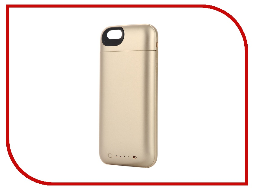 Аксессуар Чехол-аккумулятор Mophie Juice Pack Air for APPLE iPhone 6 Gold 2750 mAh 3045-JPA-IP6-GLD<br>