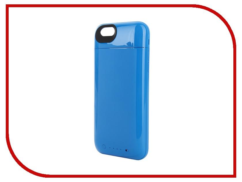 Аксессуар Чехол-аккумулятор Mophie Juice Pack Air for APPLE iPhone 6 Blue 2750 mAh 3047-JPA-IP6-BLU<br>
