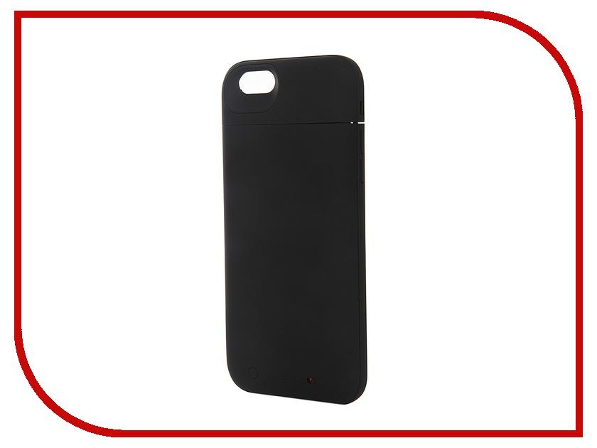 Аксессуар Чехол-аккумулятор Mophie Juice Pack Plus for APPLE iPhone 6 Black 3300 mAh 3071-JPP-IP6-BLK<br>