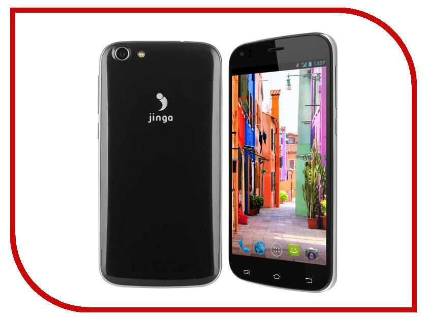 Сотовый телефон Jinga Basco L3 Black