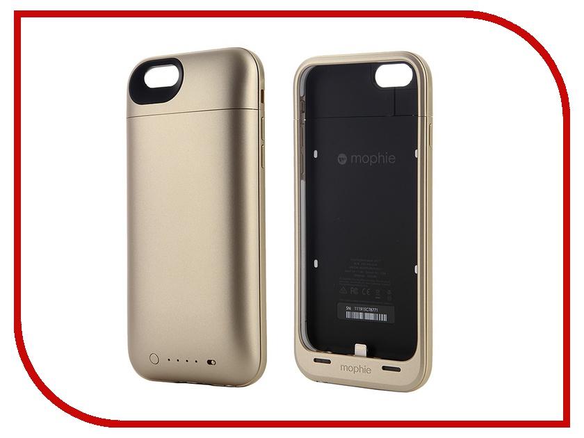 Аксессуар Чехол-аккумулятор Mophie Juice Pack Ultra для iPhone 6 Gold 3950 mAh 3076-JPUL-IP6-GLD<br>