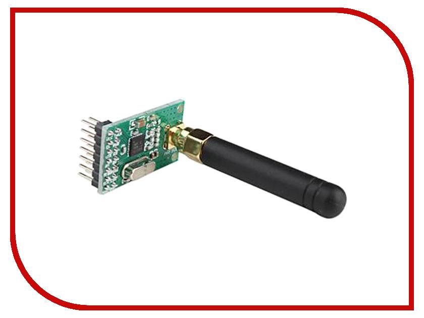 Игрушка Конструктор Радио КИТ RF009 - передатчик NRF905 с антенной<br>