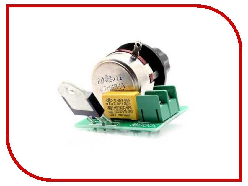 Конструктор Регулятор напряжения Радио КИТ RP028 для электрооборудования 3000 Вт конструктор унч радио кит rs144 0 7 вт