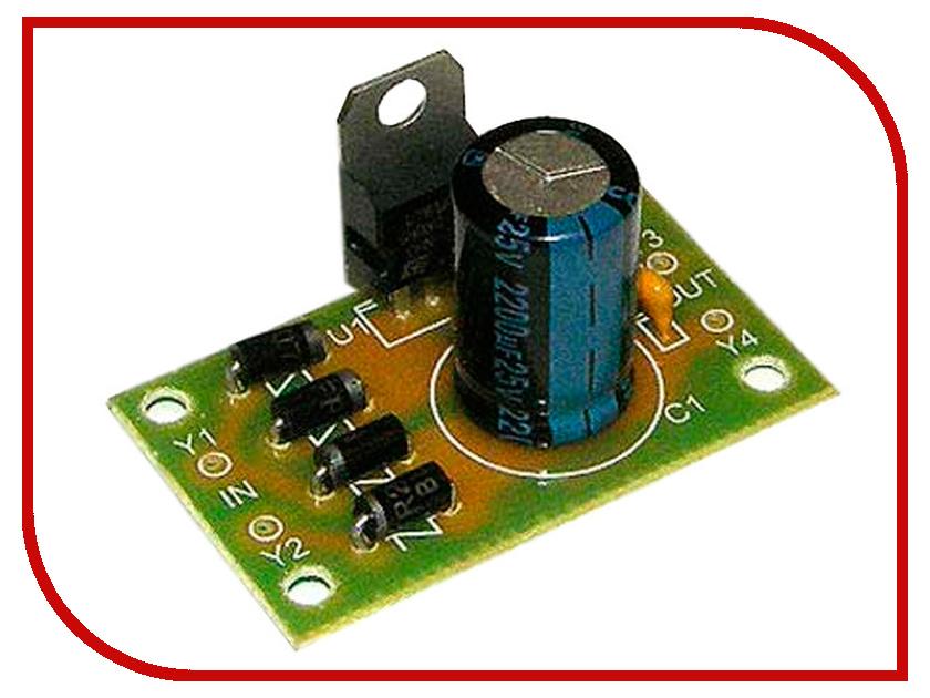 Игрушка Конструктор Радио КИТ RP104 - стабилизатор напряжения 15 В