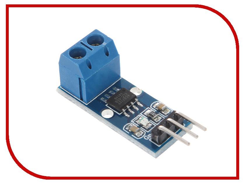Конструктор Модуль датчика тока Радио КИТ RA043 конструктор модуль fm радиоприёмника радио кит rf019