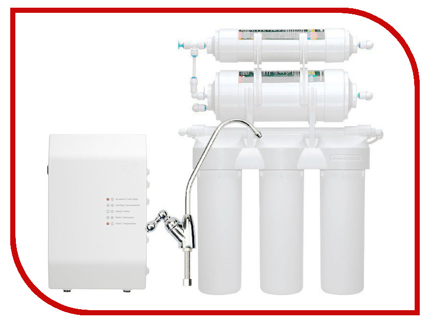 Фильтр для воды Новая Вода Praktic Osmos Stream OUD600 новая вода praktic osmos ou400