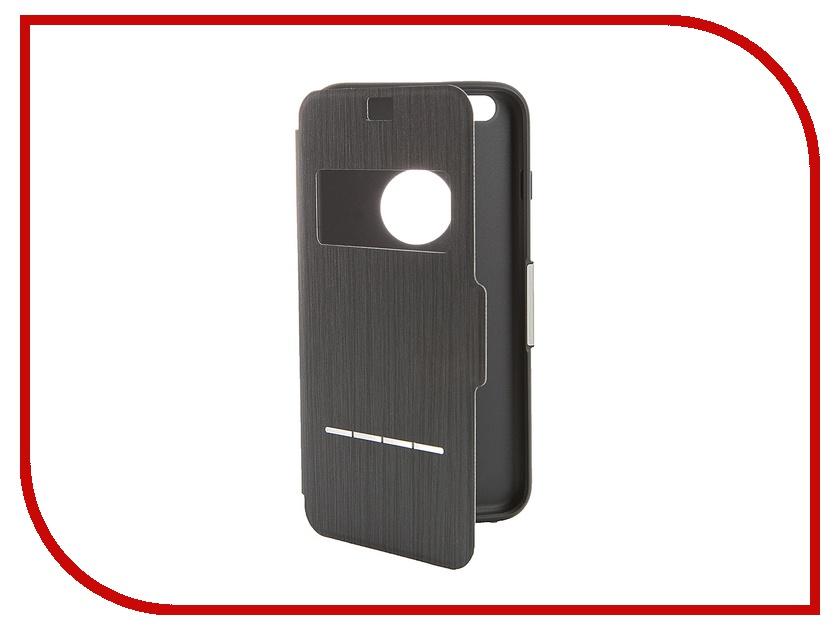 Аксессуар Чехол Moshi SenseCover для iPhone 6 Plus Graphite 99MO072304<br>