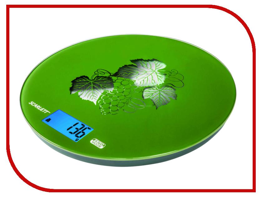 Весы Scarlett SC-1215 Green