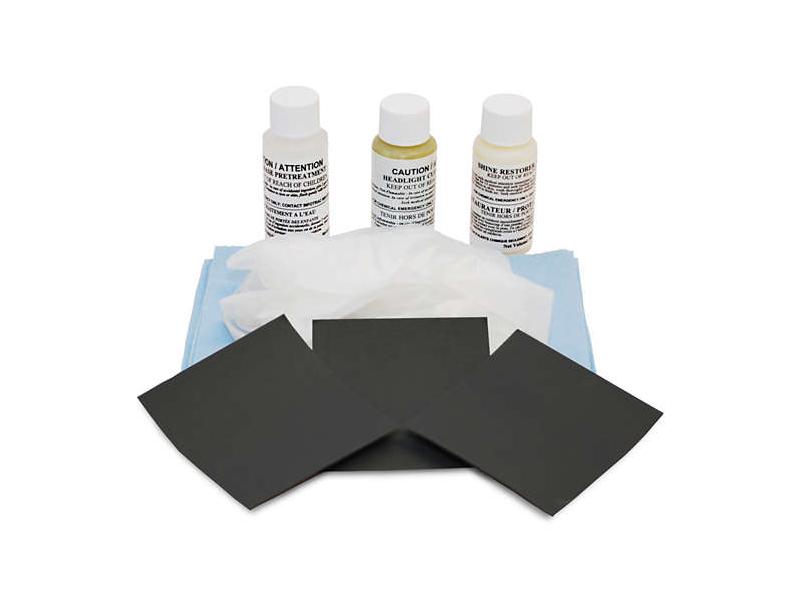 Очиститель и полироль фар Philips Restoration Kit HRK00XM стоимость