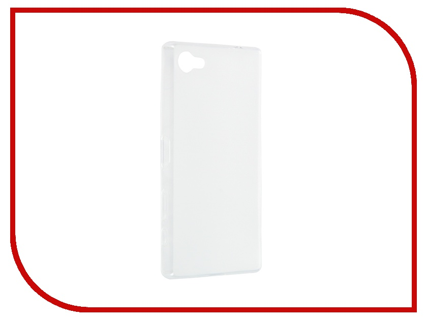все цены на Аксессуар Чехол для Sony Xperia Z5 Compact DF xCase-01 онлайн