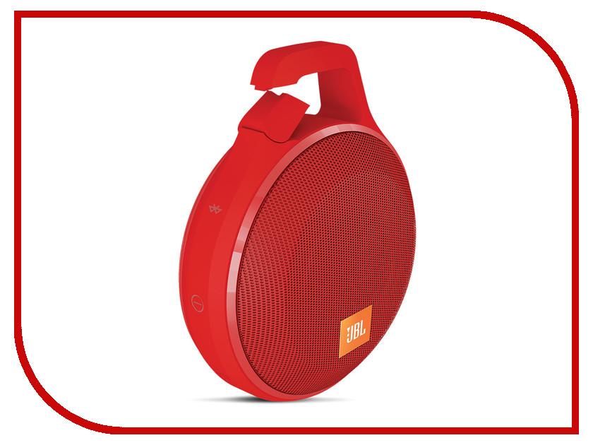 Колонка JBL Clip Plus Red<br>