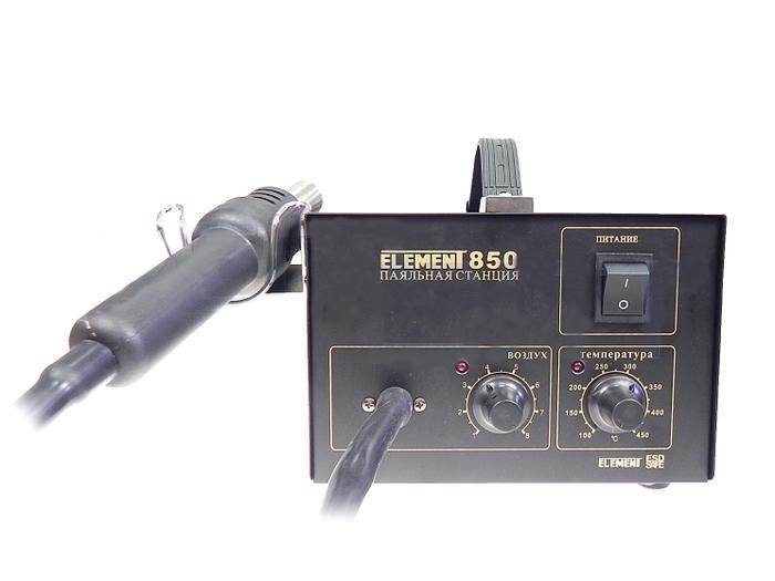 Паяльная станция Element 850