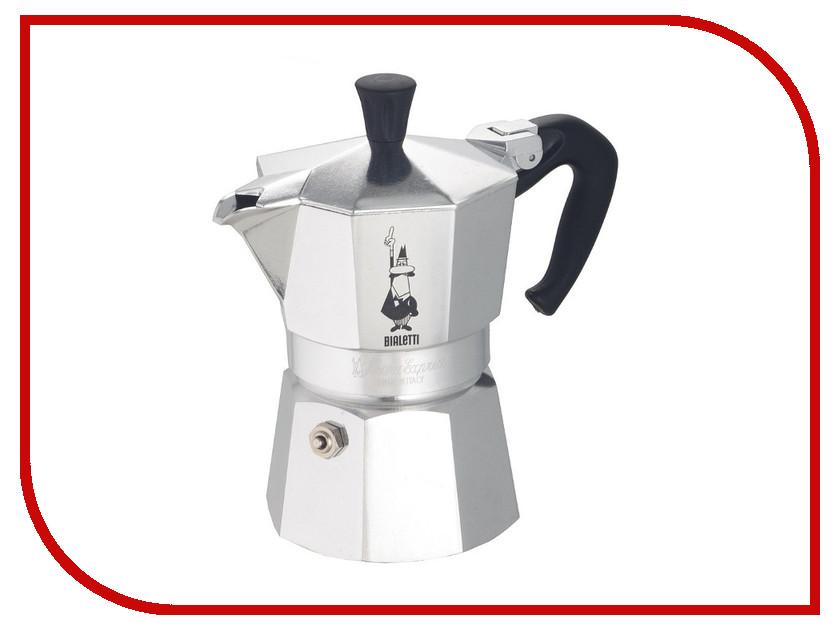 Кофеварка Bialetti Moka Express на 3 порции 1162 цена и фото