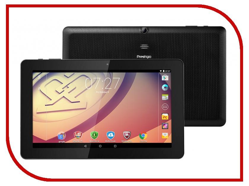 Планшет Prestigio MultiPad 10.1 Wize 3111 PMT3111WICCIS Black (AllWinner A33 1.2 GHz/1024Mb/8Gb/Wi-Fi/Cam/10.1/1024x600/Android)