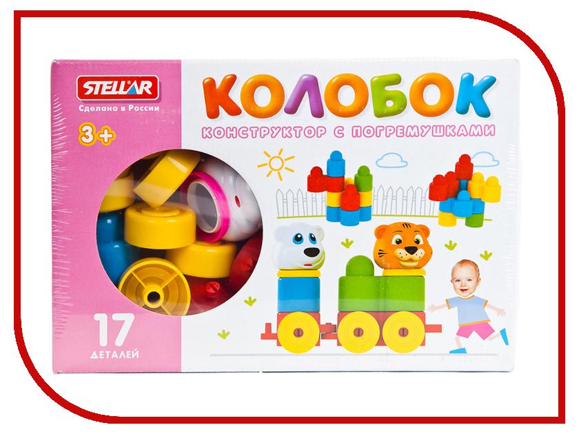 Игрушка Конструктор Стеллар Колобок и компания 3019<br>