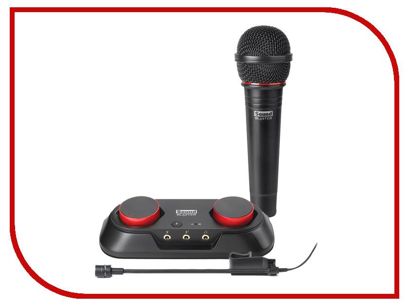 Звуковая карта Creative Sound Blaster R3 70SB154000000 vel vel 03 08 01 02401