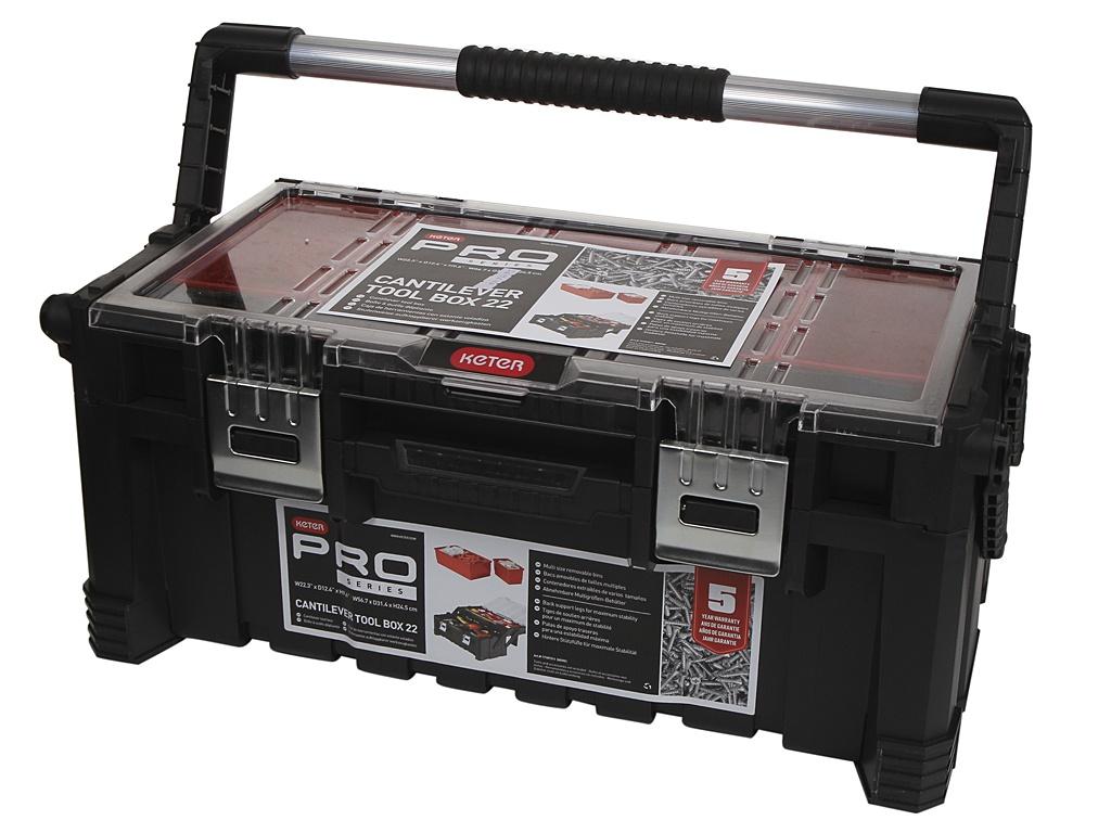 Ящик для инструментов Keter Cantilever Tool Box 22 17187311