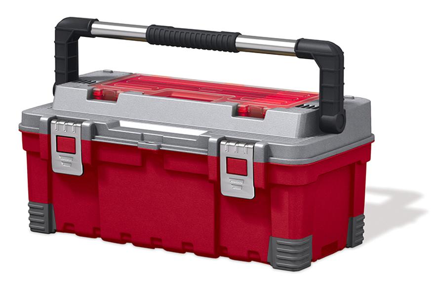 Ящик для инструментов Keter Hawk 22 17181009 ящик для инструментов keter 159619