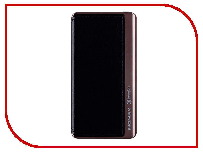 цены  Аккумулятор MOMAX iPower Elite Plus 8000mAh Black