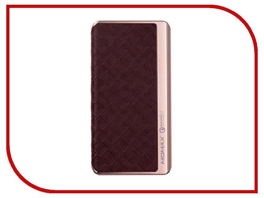 Аккумулятор MOMAX iPower Elite Plus 8000mAh Brown<br>