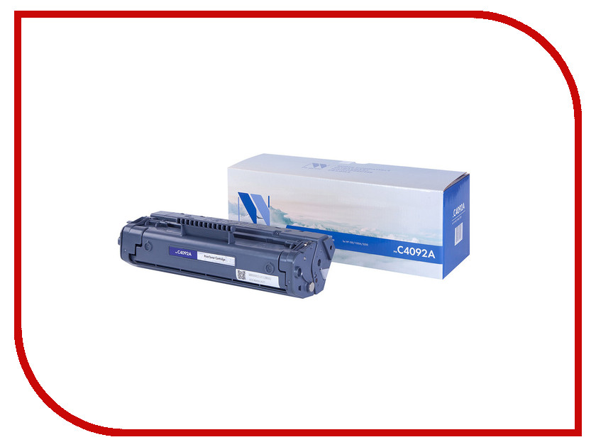 Картридж NV Print HP C4092A для 1100/1100A/3200 картридж nv print q7516a для hp lj 5200 5200dtn 5200l 5200tn 5200n 5200lx