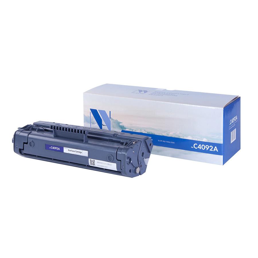 Картридж NV Print HP C4092A для 1100/1100A/3200 картридж sakura c4092a