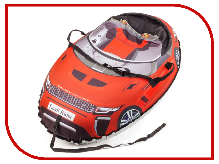 ������ Small Rider Snow Cars Range Red