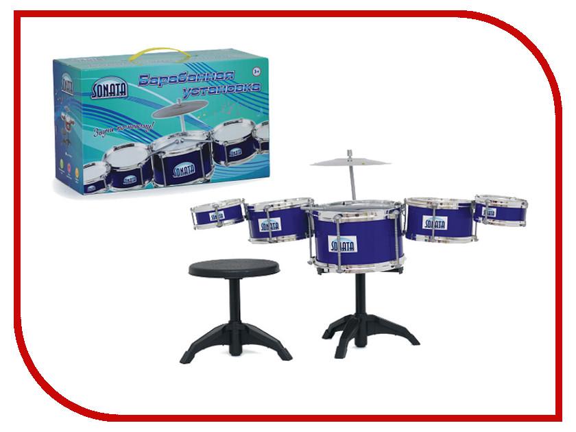 Детский музыкальный инструмент Sonata Барабанная установка IT100136
