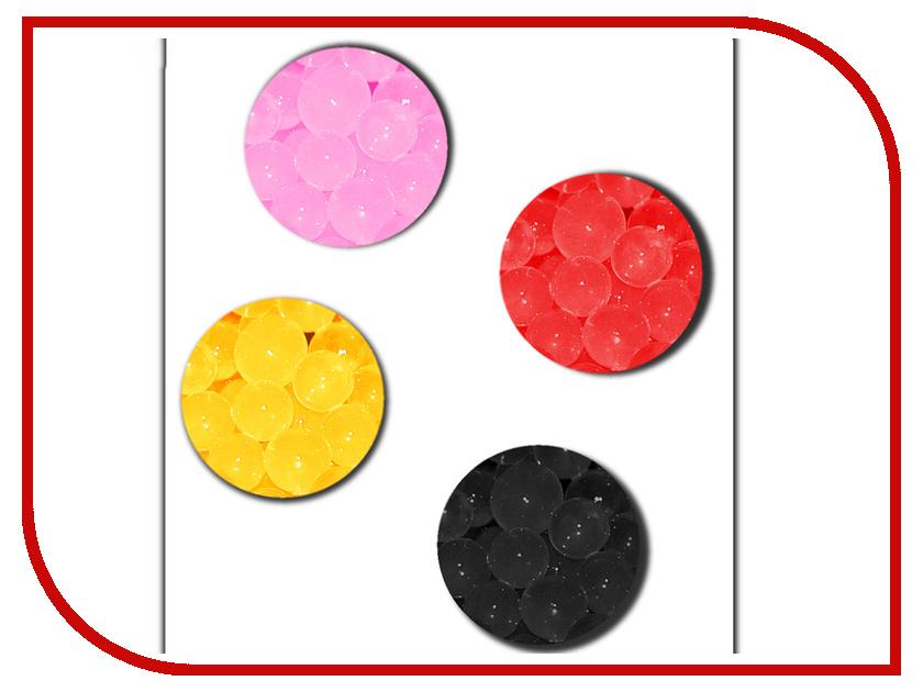 Игрушка СмеХторг Orbeez Гидрогель Аквагрунт однотонный аквагрунт экстра оранжевый 5 10 2кг ведро 1 5 литра