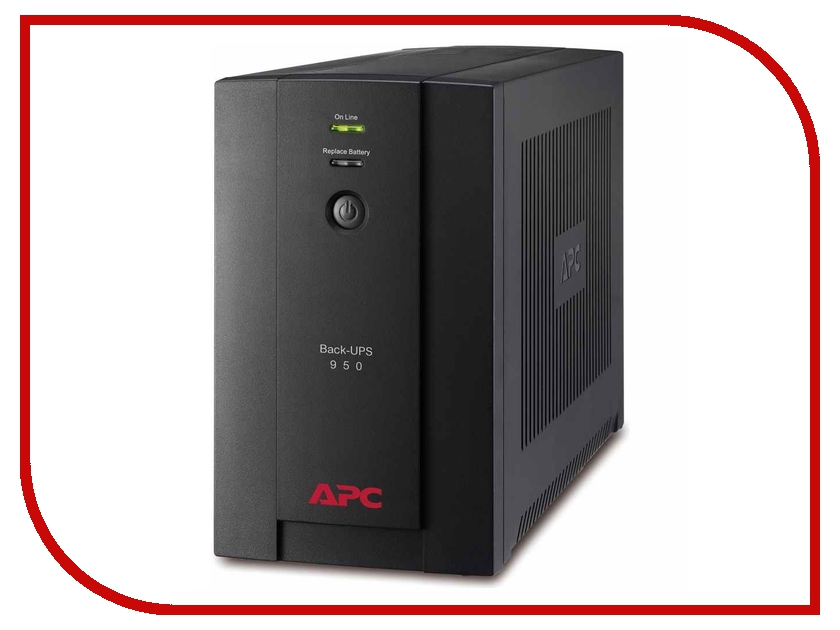 Источник бесперебойного питания APC Back-UPS 950VA BX950UI 3hp 2 2kw 30000rpm iso20 3 bearings automatic tool changes atc spindles gdl80 20 30z 2 2 220vac cnc router