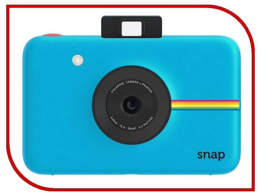 ����������� Polaroid Snap Blue