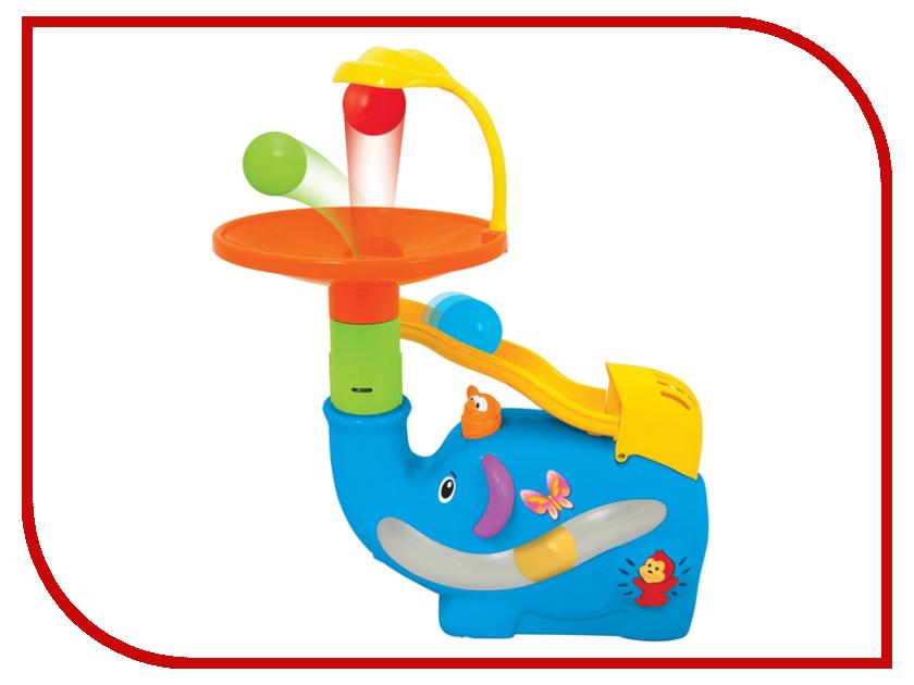 Игрушка Kiddieland Забавный слон с шарами KID 049460<br>
