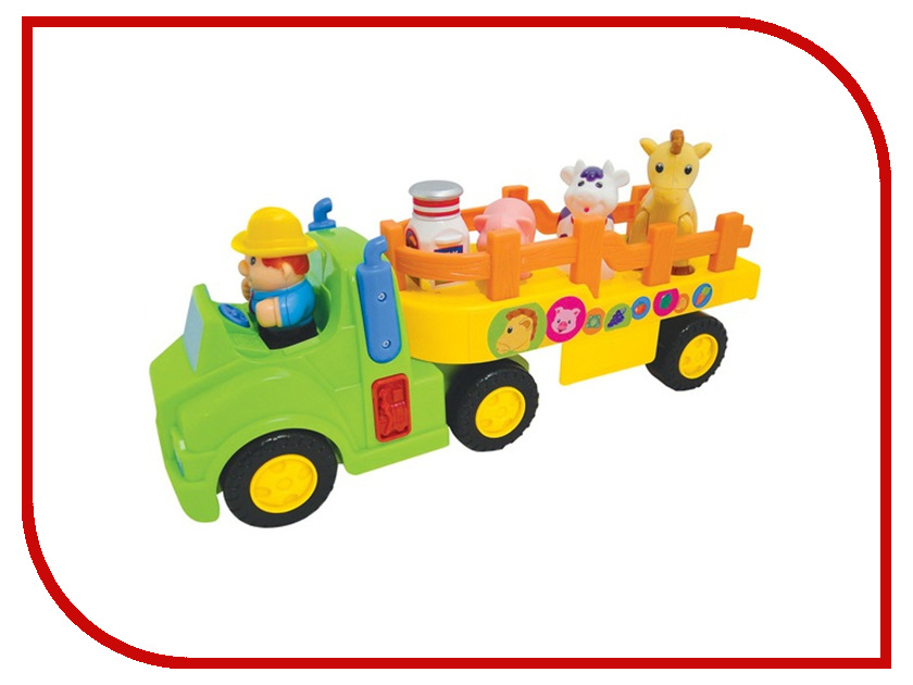 Игра Kiddieland Фермерский трактор KID 043687<br>