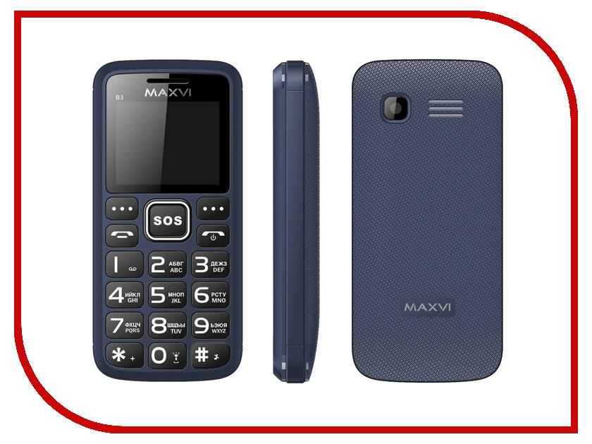 Сотовый телефон Maxvi B3 Marengo