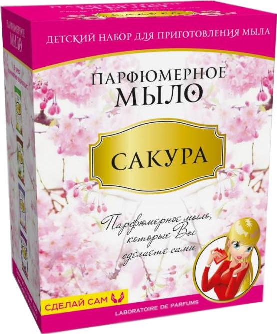 Набор Каррас Мыло парфюмированное Сакура M018 от Pleer