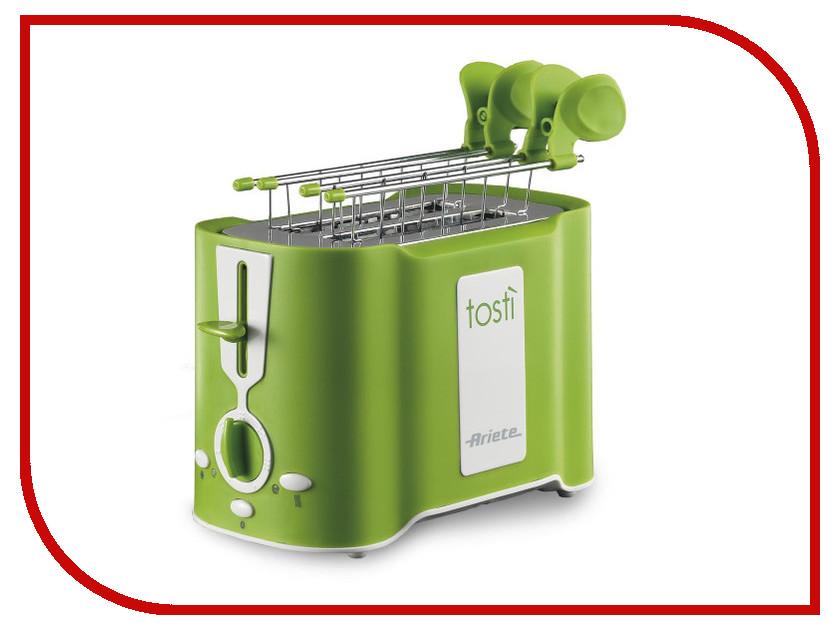Тостер Ariete 124/12 Toasty Green